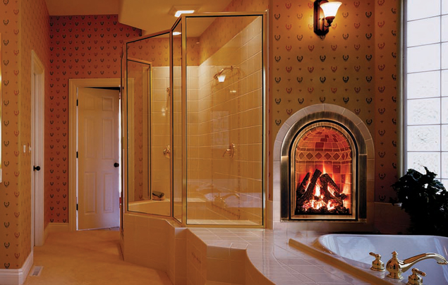 Fashionable Fireplaces Fireplace Design Rochester NY